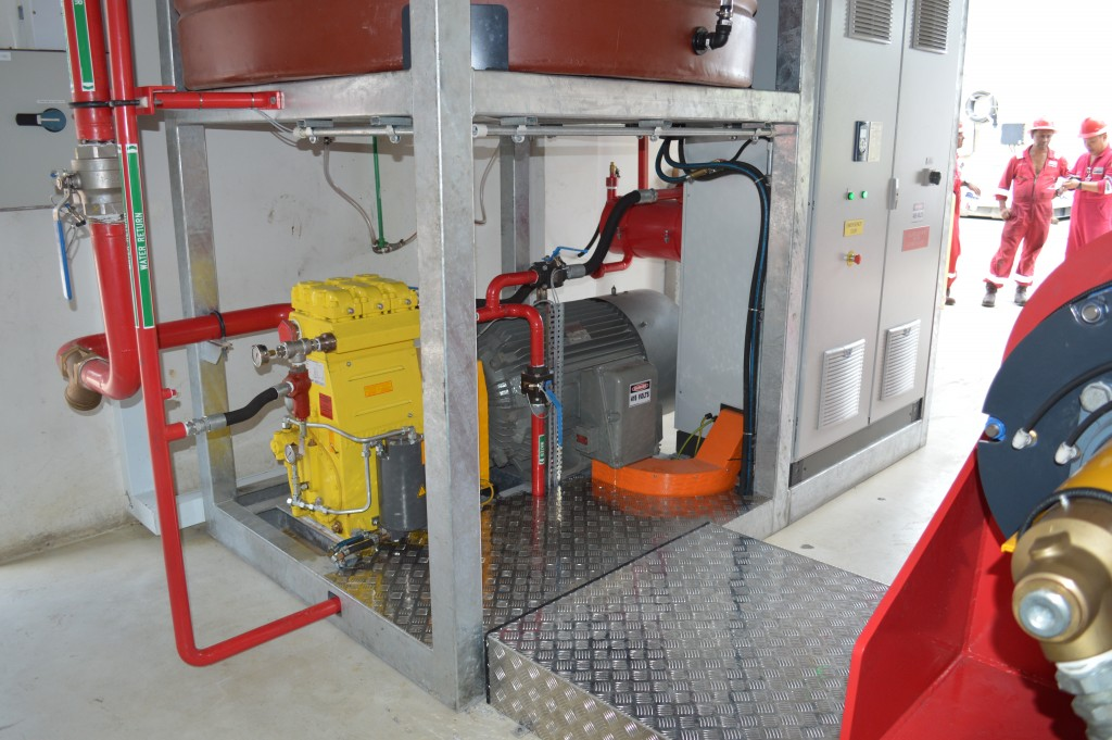 Thru Tubing Dynamometer - Reidoz Engineering